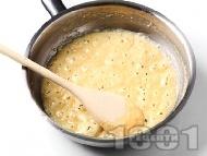 Класически бял сос Бешамел (за мусака, макарони, лазаня, картофи)